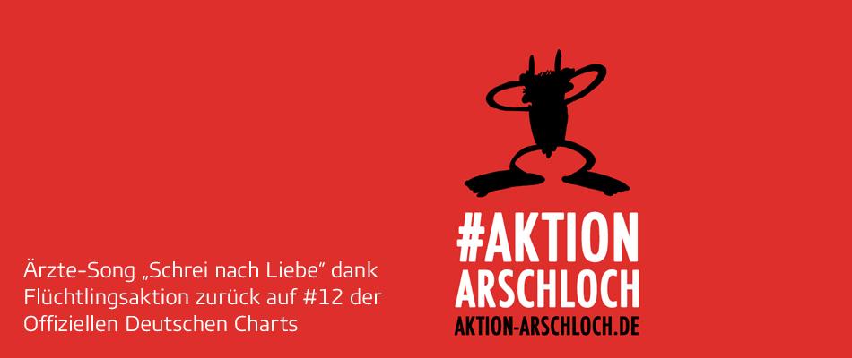 """Dank """"Aktion Arschloch"""": Gigantischer Download-Run auf """"Schrei nach Liebe"""""""