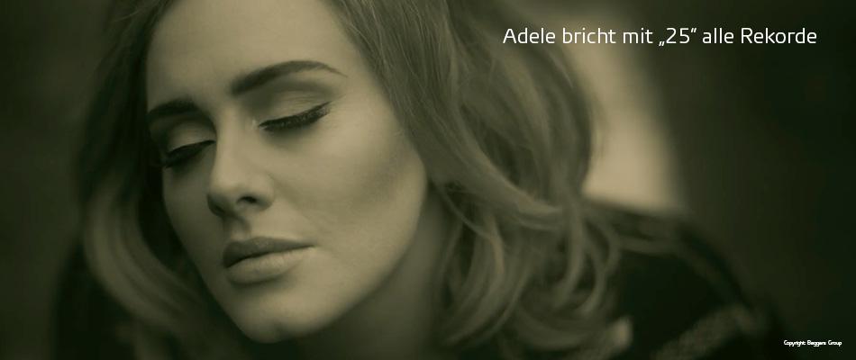 Adele rekord