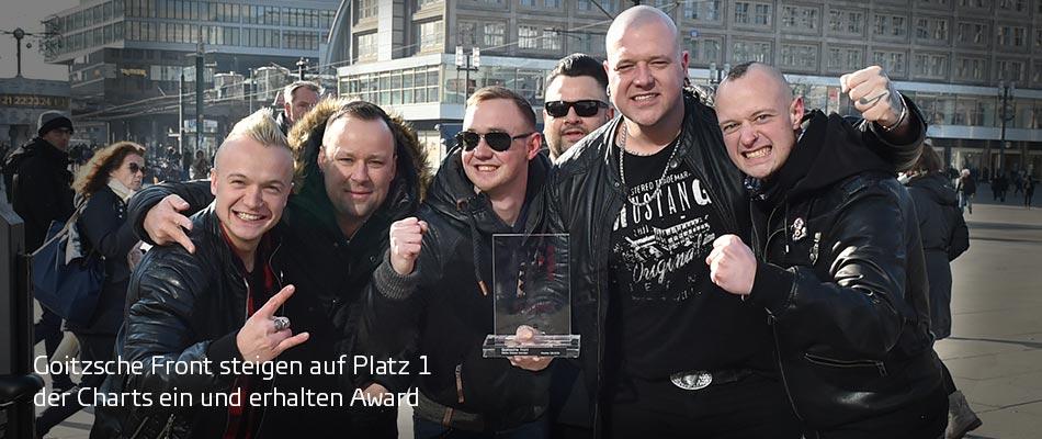 Musik-Charts Goitzsche Front