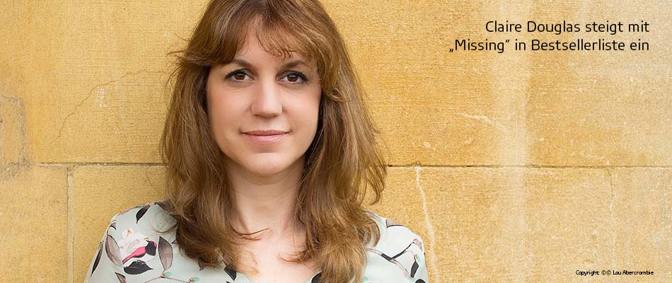 Buch-Charts Claire Douglas