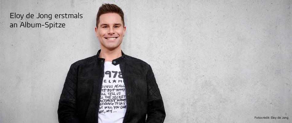 Musik-Charts Eloy de Jong