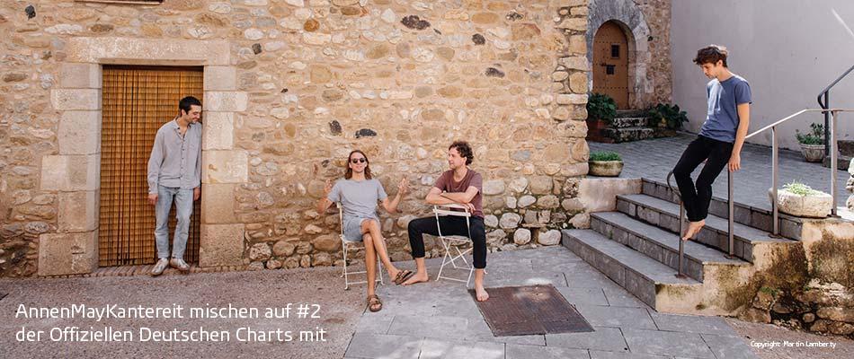 Musik-Charts AnnenMayKantereit