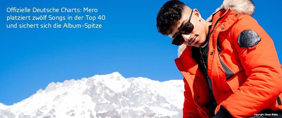 Album-Charts Mero