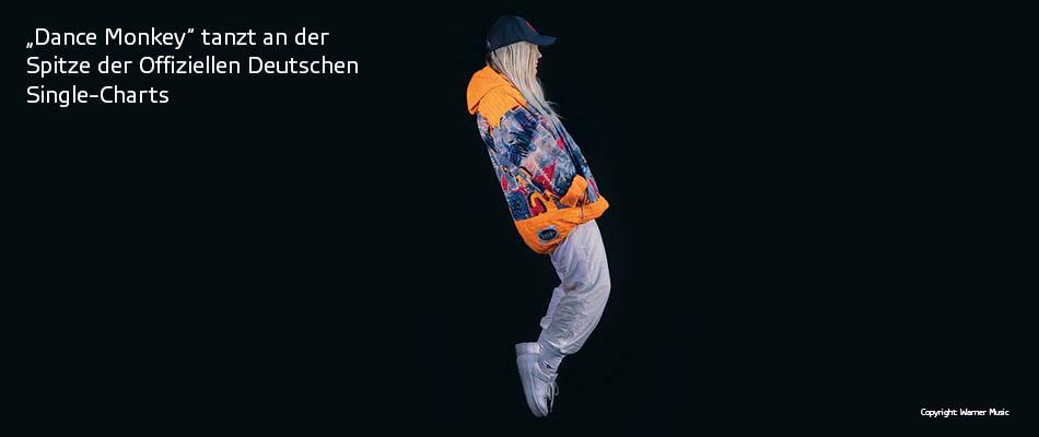 Musik-Charts Dance Monkey