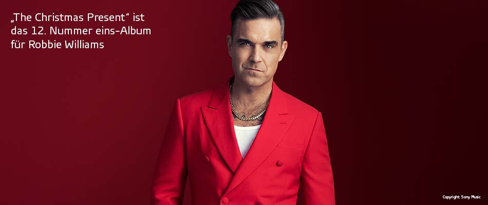 Musik-Charts Robbie