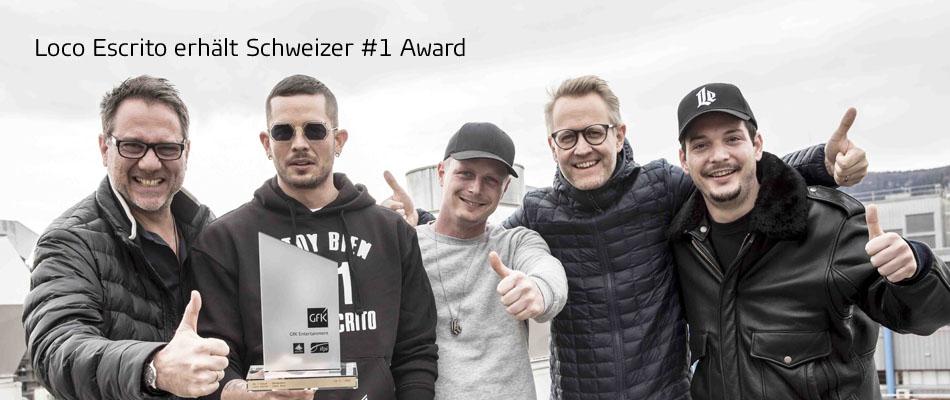 Schweiz Award Escrito